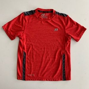 Russell Dri Power 360 Red Shirt Size Medium 8